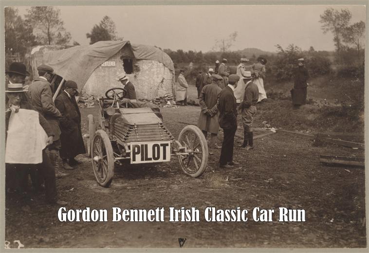 History - Gordon Bennett